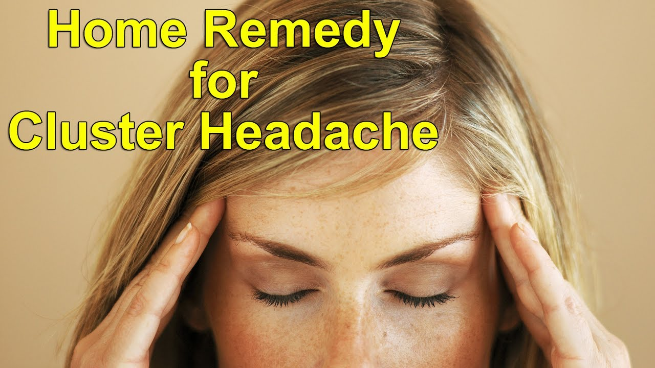 home remedies for migraine easy home remedy to get relief in cluster headache आध स 12113