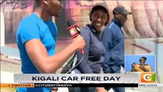 Kigali car free day