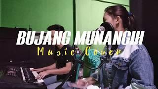 Gambar cover Lagu Kerinci Lamo BUJANG MUNANGIH (Cover ft. Mezi) | YAMAHA PSR-s975