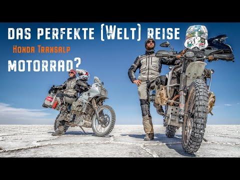 Erfahrungsbericht: 200.000 km auf einer Honda Transalp – Ist sie das perfekte (Welt-) Reisemotorrad?