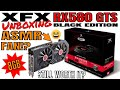 XFX RX580 GTS 8GB -Black Edition- Unboxing: Still a worth buying GPU