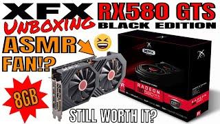 XFX RX580 GTS 8GB -Black Edition- Unboxing: Still a worth buying GPU