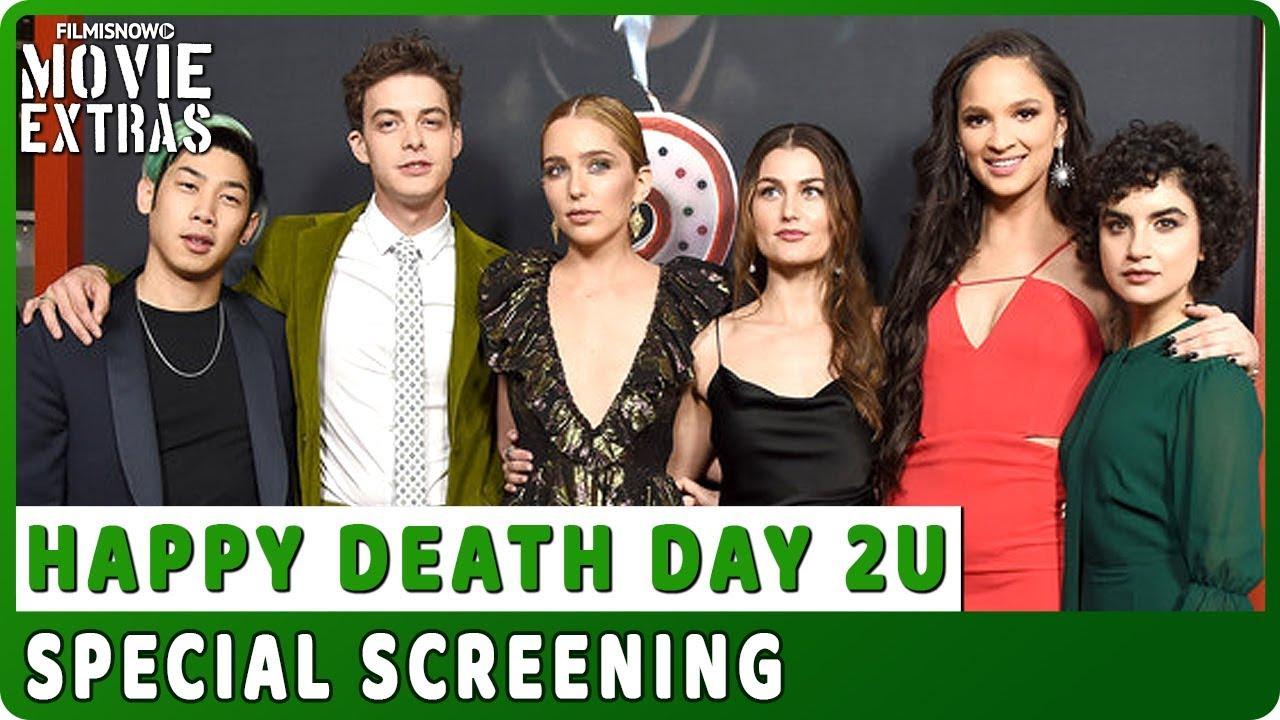 HAPPY DEATH DAY 2U | Special Screening Las Vegas