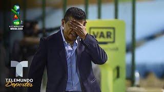 Al Chima Ruíz se le hizo injusto que México perdiera ante Italia Telemundo Deportes