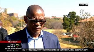 Magashule among ANC leaders supporting Jacob Zuma