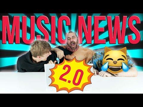 MUSIC NEWS 2.0 #1