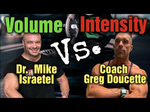Dr. Mike Israetel debates me on VOLUME vs INTENSITY for Muscle Growth. My Response!!!