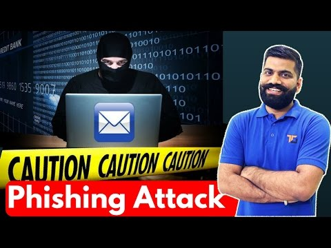 What is Phishing? Shocking Gmail Phishing Attack! How to Sta