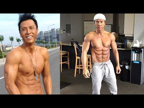Transformation From Donnie Yen 2 To 54 Years Old 2019 | Donnie Yen 2019