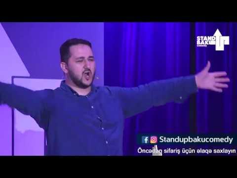 Cəmil Məmmədli (Stand UP Baku - 3-cü şou)
