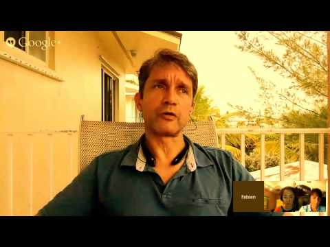 WLRN-Miami Herald News chats with Fabien Cousteau
