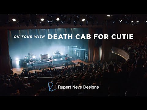 On Tour With Death Cab For Cutie