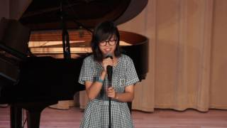 TWGSS SA Singing Contest 2016-