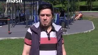 Смотреть видео Дагестанец  спас ребёнка в Москве онлайн