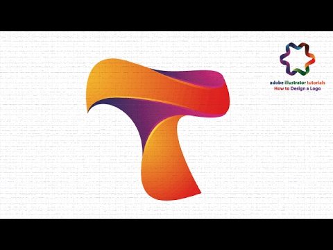How To Create 3D Letter Logo Design Tutorial
