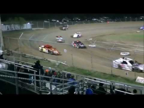 Princeton Speedway 4-20-12 Modified Feature