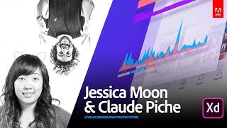 live ux design with jessica moon and claude piche from telepathy 1 3
