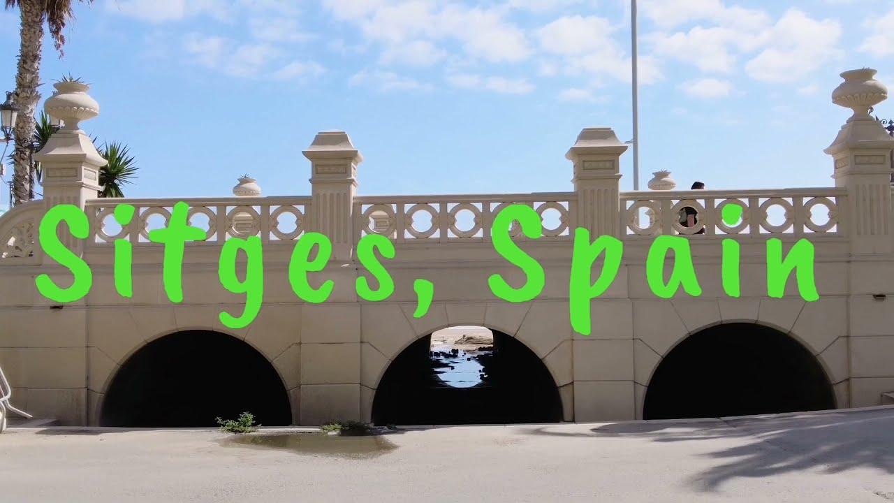 Download Sitges, Spain September 2021