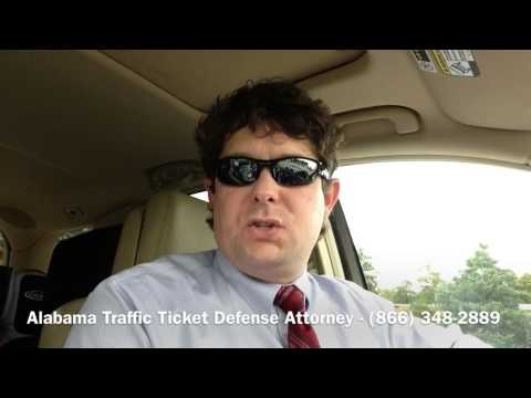 Leeds, Alabama Traffic Ticket Attorney - Speeding Ticket Lawyer Leeds, AL