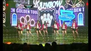 레인보우_Golden Touch(Golden Touch by Rainbow@Mcountdown 2013.2.14)