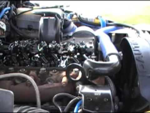 dodge cummins turbo diesel  valve adjustment tutorial