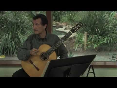 Ben Johnston / Played by John Schneider / sound. at the Kings Road Park Pavilion: Just Guitars