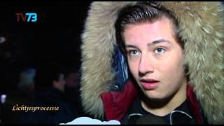 Henk van de Heuvel: ''Hou je sterk en ga door'' - Bossche Lichtjesprocessie 2014