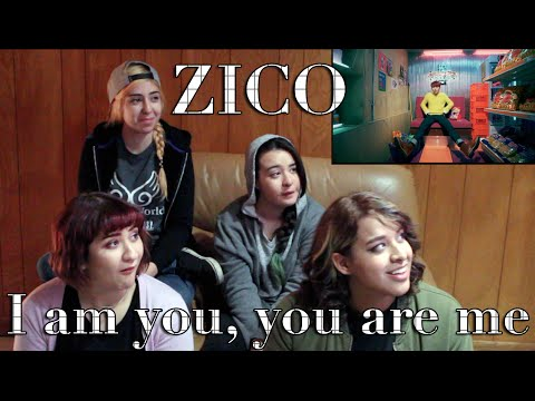 "ZICO - ""I Am You, You Are Me"" MV Reaction"