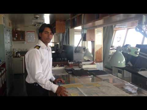 Intro To Ship's Navigational Bridge