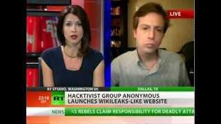 Par:AnoIA - Anonymous provides WikiLeaks alternative