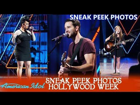 American Idol 2018 Hollywood Week Sneak Peek Photos March 26th Monday  American Idol 2018 spoilers