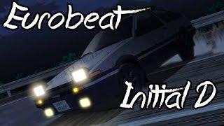 Eurobeat/ Initial D Drift Compilation