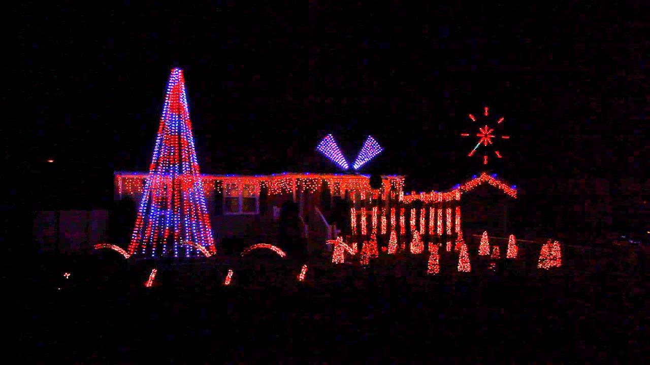 the picozzi family christmas display 75 gristmill road warwick ri