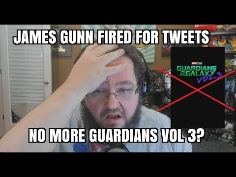 James Gunn FIRED for Offensive Tweets: What Happens to Guardians of the Galaxy Volume 3?