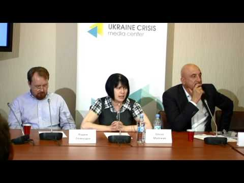 Without Russian gas. Ukraine crisis media center, 9th of July 2014