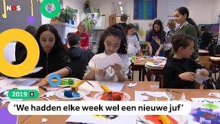 2019: Het jaar van het lerarentekort