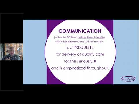 GrandRounds: Sharing Palliative Care Notes FULL Webinar