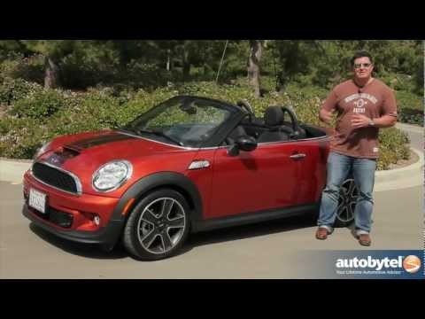 2013 MINI Roadster S Test Drive & Convertible Car Video