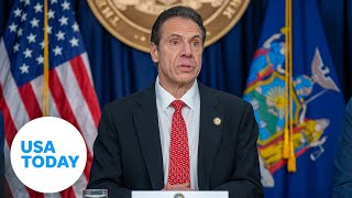 Gov. Andrew Cuomo holds news briefing | USA TODAY