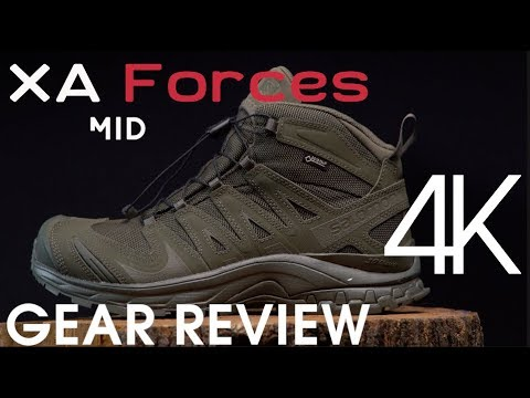 6b619e2a0c20 XA Forces Mid - Salomon Forces (4K) - YouTube