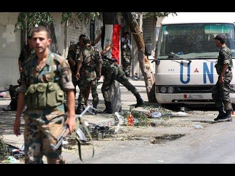 فضيحة جديدة للأمم المتحدة في غوطة دمشق.. ما هي؟ - هنا سوريا  - نشر قبل 18 ساعة