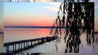Schweriner See Sonnenuntergang 3