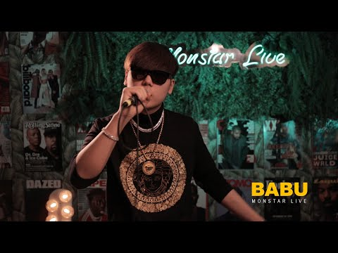 BABU - Double R /Monstar Live/
