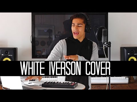 White Iverson by Post Malone | Alex Aiono Cover
