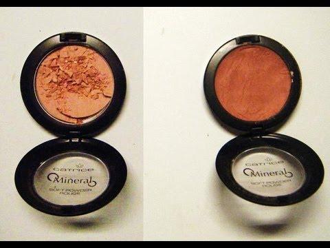 R parer un maquillage poudre cass youtube - Poudre pour nettoyer moquette ...
