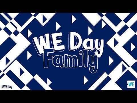 WE Day Family - September 28, 2017