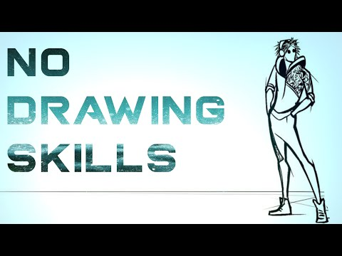 Can You Be an Animator Without Drawing Skills?
