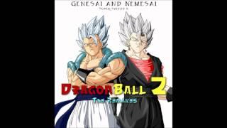 HalusaTwin - DBZ Super Saiyan Vegeta (Out Of Control Mix)