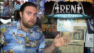 Arena the Contest - Kickstarter Board Game Review