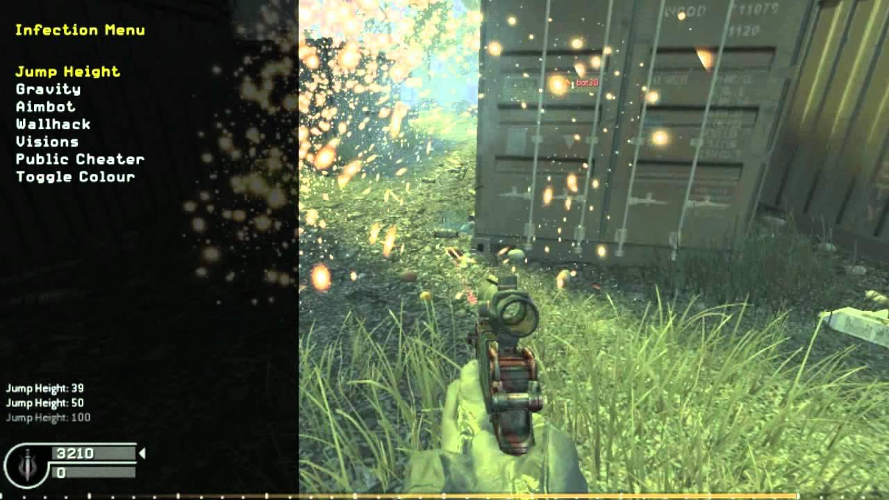 Скачать мод jump для cod4